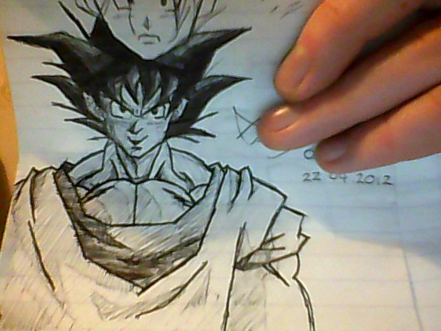 Akira Toriyama Dragon Ball Z Style 3rd Attempt By Swordkorn On Deviantart