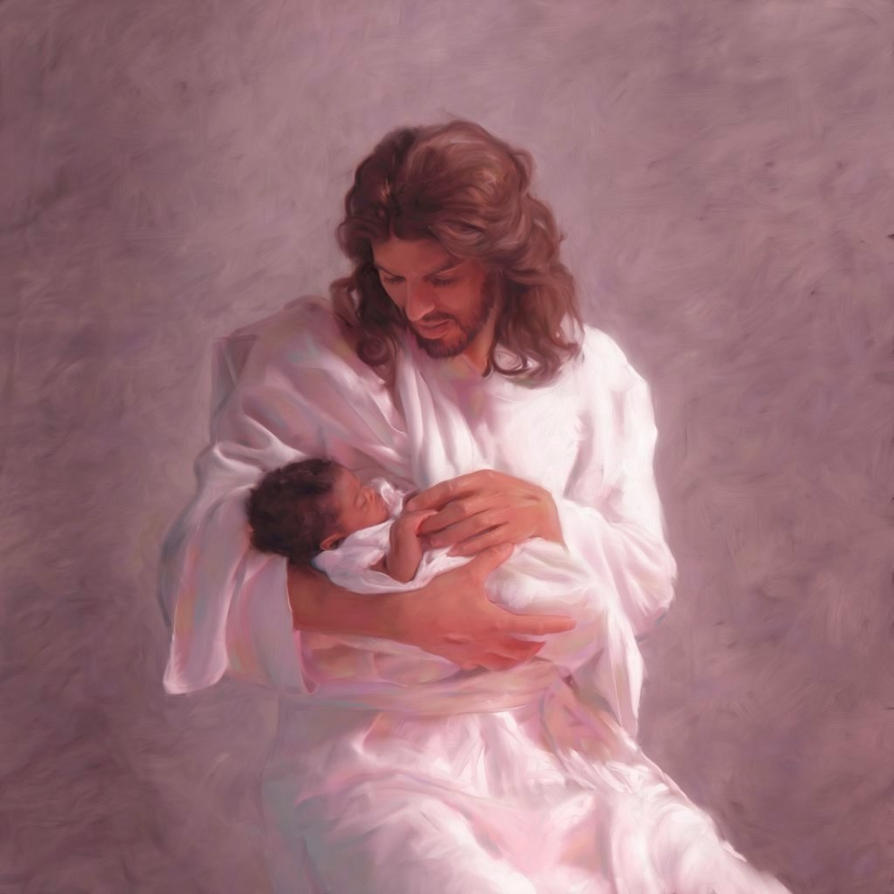 pictures of jesus with children free download