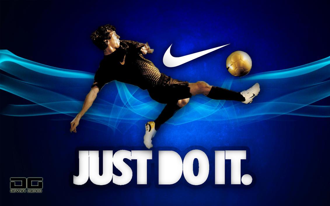 Nike - Just do it by Gyencio on DeviantArt