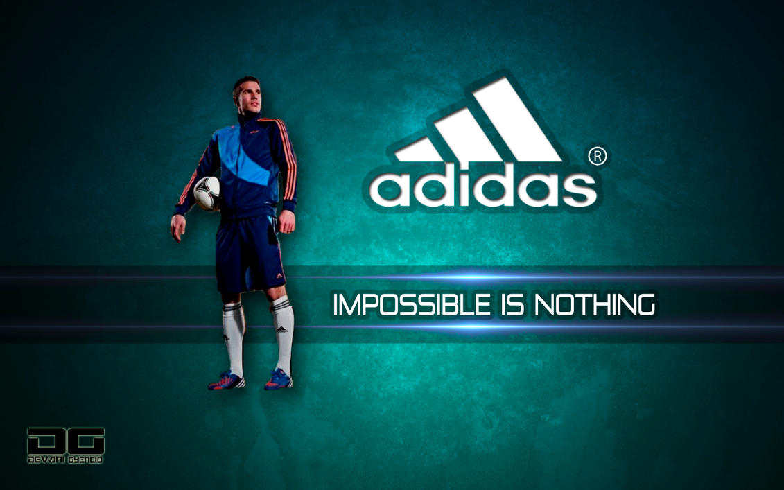 Adidas - Impossible is nothing by Gyencio on DeviantArt