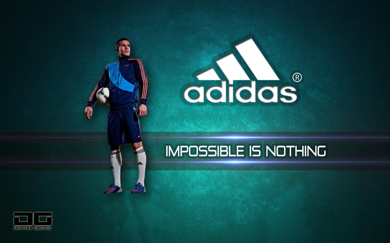 site réputé cb4ad a2794 Adidas - Impossible is nothing by Gyencio on DeviantArt