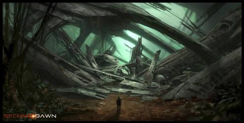 Second Dawn - Shipwreck