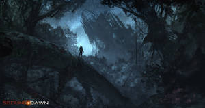 Second Dawn - Jungle Wreck