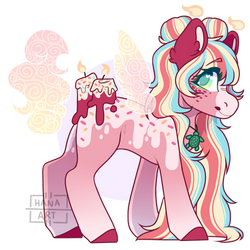 Strawberry Cupcakes [Custom]