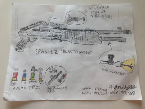 SPAS-12 Blastfighter