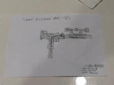 Snake Plissken MAC-10