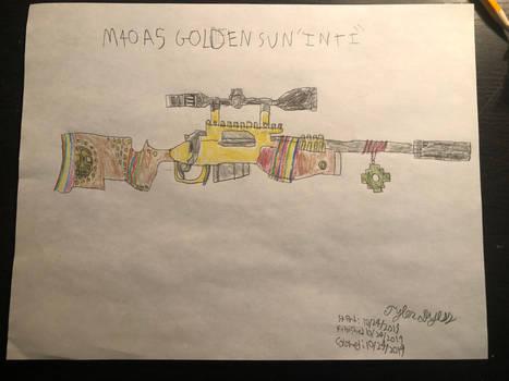 M40A5 Golden Sun Inti