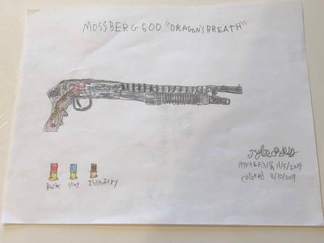Mossberg 500 Dragon's Breath