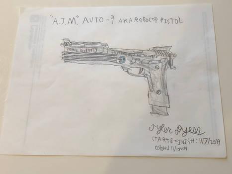 AJM-9 Pistol