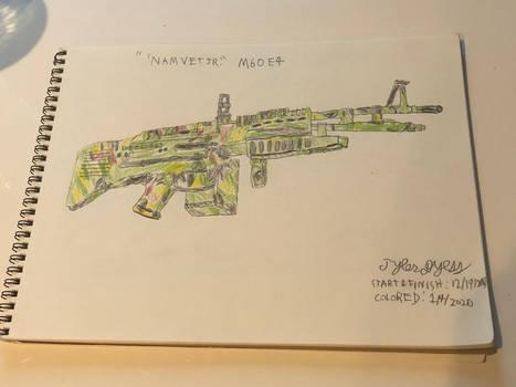 M60E4 Nam Vet Jr