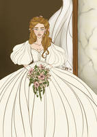 The Wedding by vervaineyes