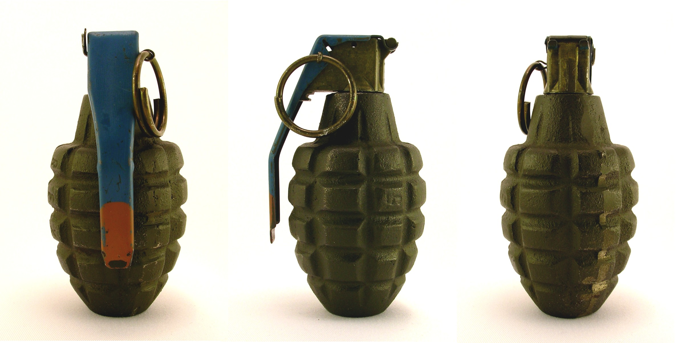 grenade mk2 three view by firearmsanddevices on deviantart. Black Bedroom Furniture Sets. Home Design Ideas