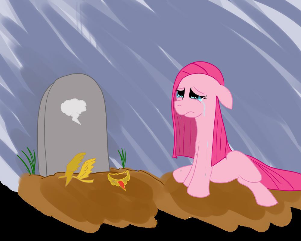 Sad Pinkie RD by Sanguiniuschan
