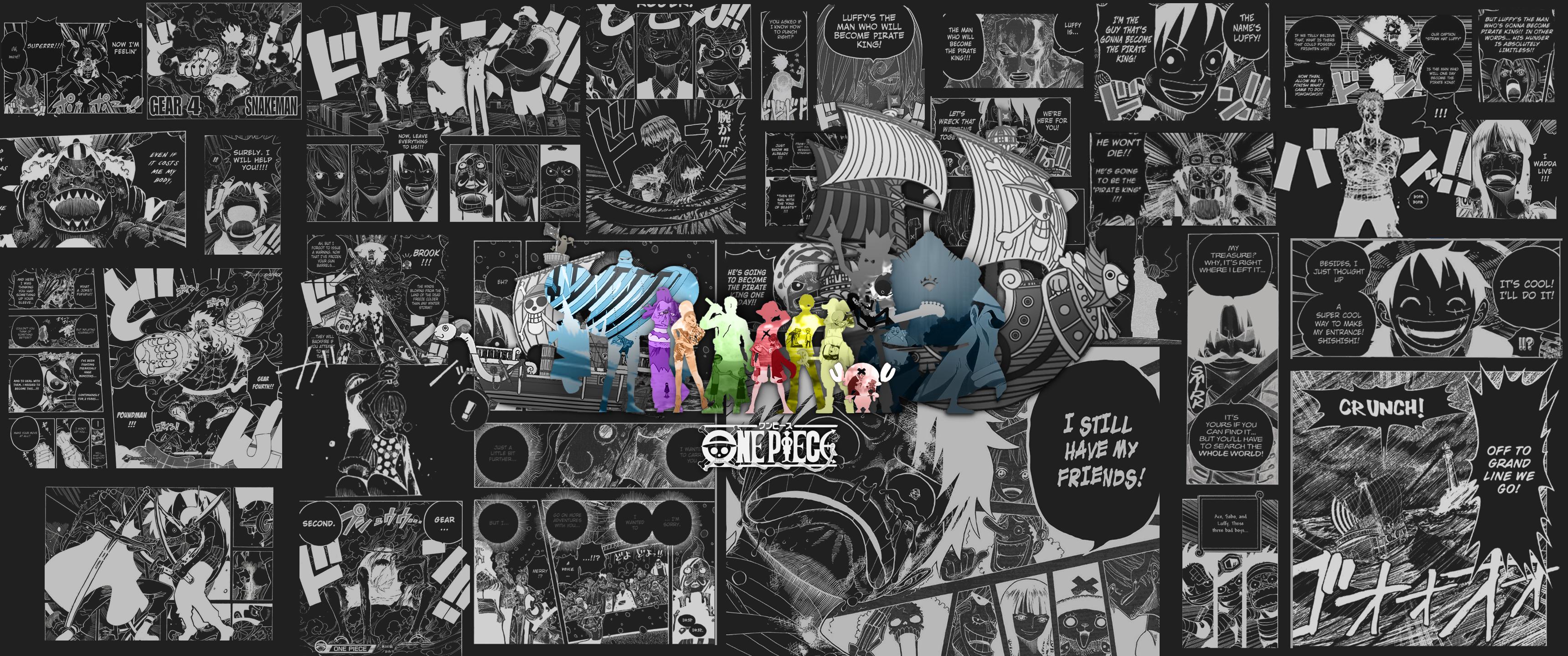 One Piece 4k Wallpaper Ultrawide By Afifrafiqin On Deviantart