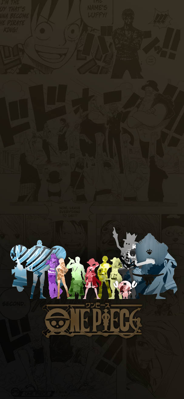 One Piece Iphone Wallpaper By Afifrafiqin On Deviantart