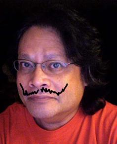 deviantID: Dali mustache by vincegotera