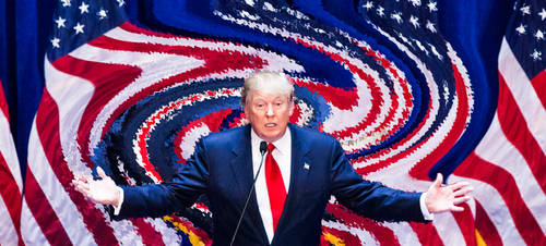Trump Twirl