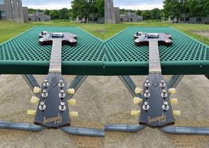 Gibson SG Axe 1