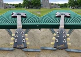 Gibson SG Axe 2 by vincegotera