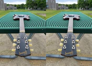 Gibson SG Axe 2