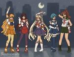 Sailor Senshi 2014