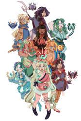 Sailor Senshi 2020