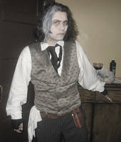 Sweeny Todd- Barber of Saville by jedijorel