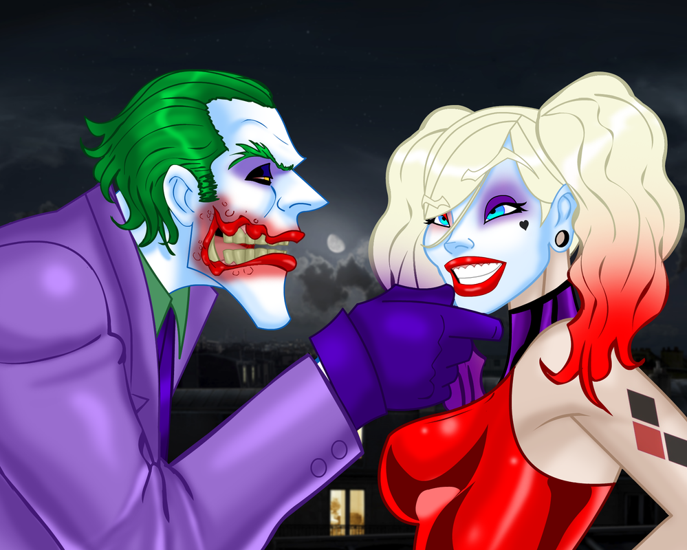 Mistah J and Miss H by jedijorel