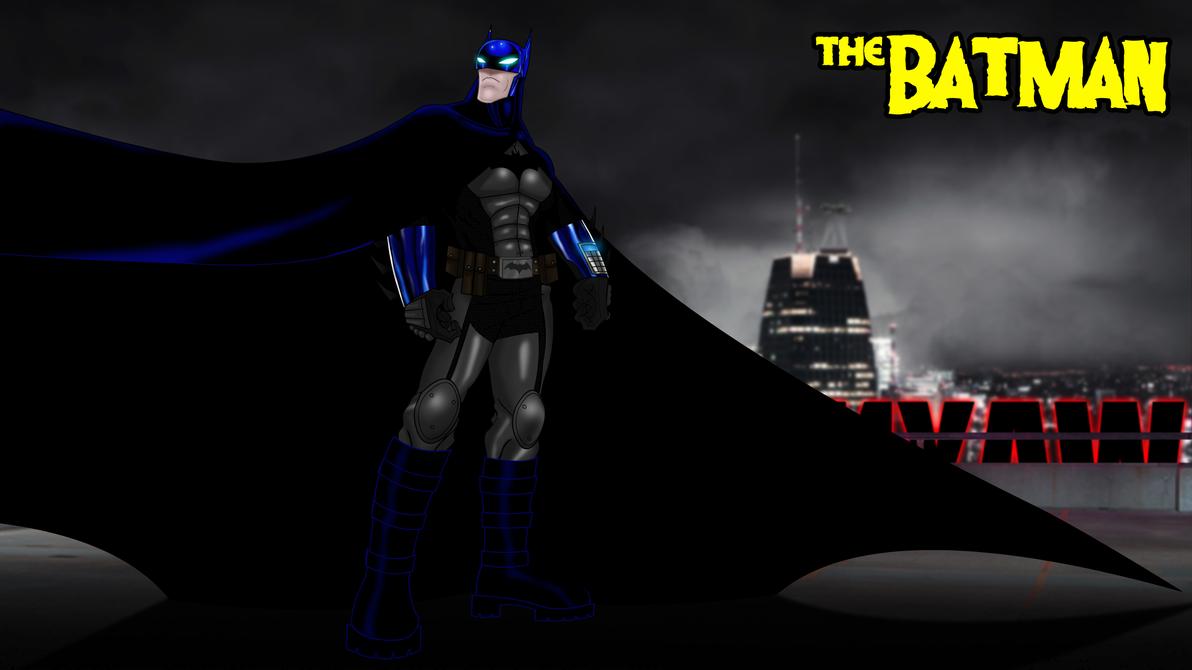 The Batman by jedijorel