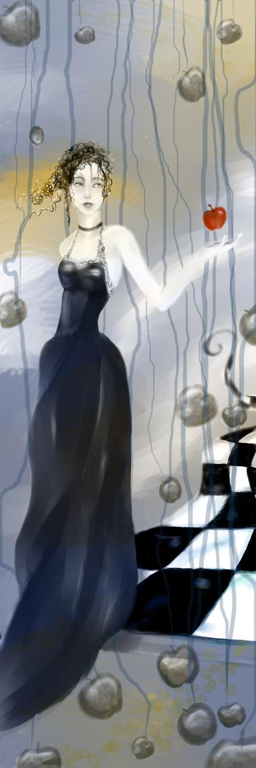The Redenominated Eve by erisdoll