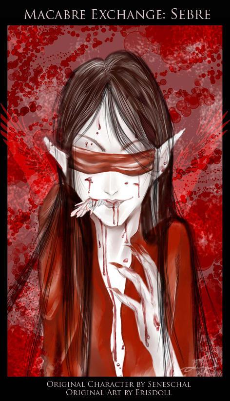 Macabre Exchange: Sebre by erisdoll