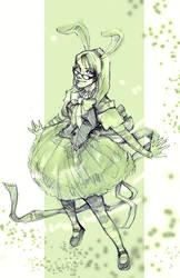 Amanda in Wonderland by erisdoll