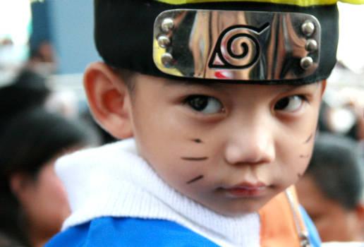 Baby Naruto by erisdoll
