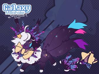 [CLOSED] Mythical Soosh - Galaxy Milkshake