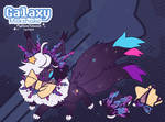 [CLOSED] Mythical Soosh - Galaxy Milkshake by Chital