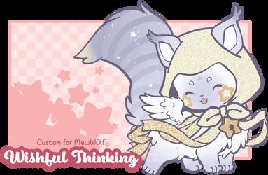 Soosh Custom - Wishful Thinking by Chital