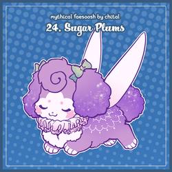 Advent2018 - 23. Sugar Plums