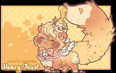 Soosh Custom - Honey Toast