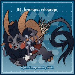 Advent2019 - 24. Krampus Schnapps