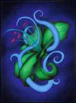 Stargazer Lily by LionsDreaming