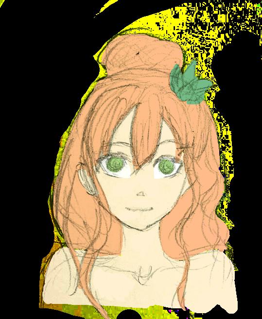Leah Concept Art by oO0RyuuHeartsYou0Oo