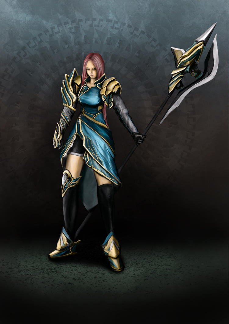 FEZ - Warrior by rEzblack