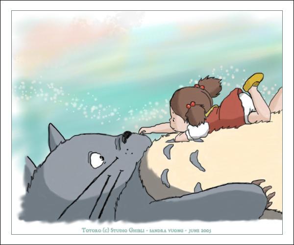 Totoro by sxan