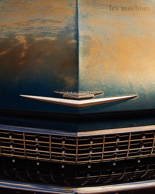 1960 Cadillac by brainwreck