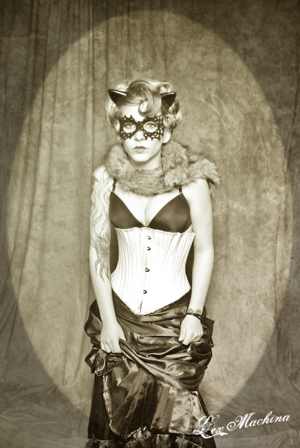 The Pussycat III by brainwreck