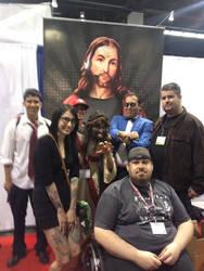 Zombie Jesus 2013 Meeting Krysti Pryde by Doctor-Talon