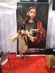 Zombie Jesus 2013 The Game Church by Doctor-Talon