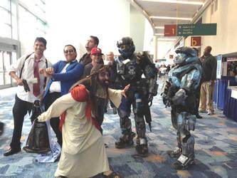 Zombie Jesus 2013 Halo Reach by Doctor-Talon