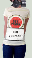 Kill yourself. by JovDaRipper