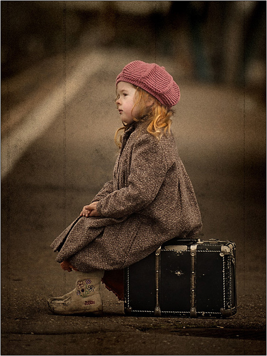 Mali Andjeli,  deca  su ukras sveta Red_hair_by_fotouczniak